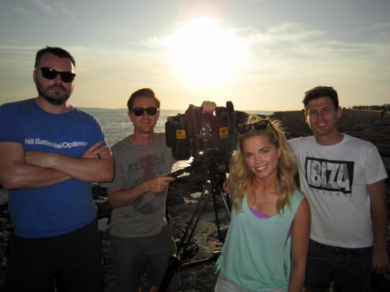 Crew Sunset